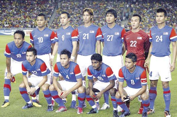 Skuad Piala AFF Malaysia 2012