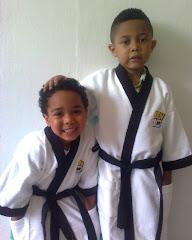 Rafael e Gabriel