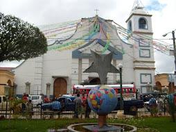 """Parroquia """"San Juan Bautista"""""""