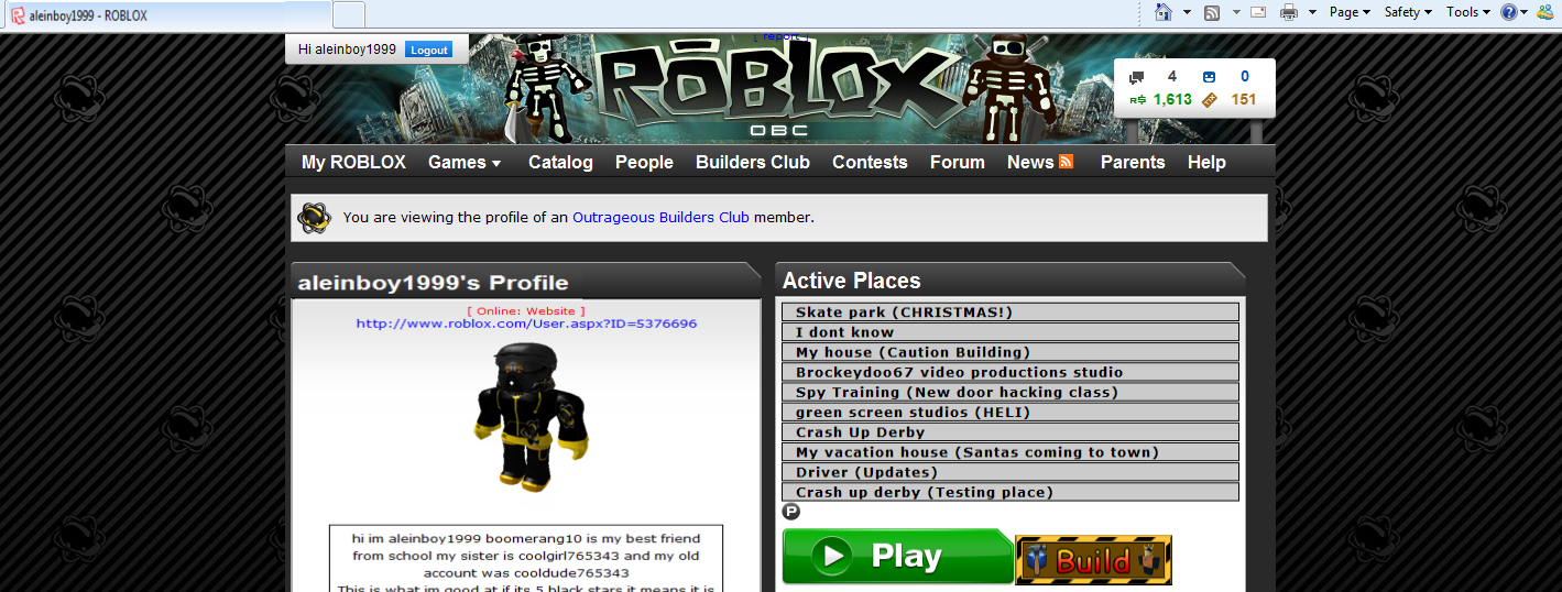 What Happened To The Obcdark Theme On Roblox Roblox