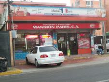 PANADERÍA Y PASTELERÍA MANSIÓN PARÍS MARACAIBO EDO ZULIA VENEZUELA