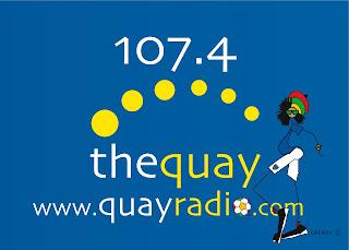 Dready, Dready Art and Everything Dready quay+radio+1
