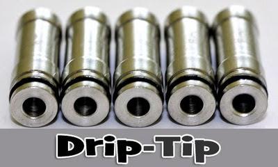 drip tip (s) pour cigarette électronique