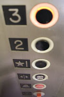 Hotel elevator indicating Auckland Hotels review for reservation security from http://aucklandhotels.blogspot.com/