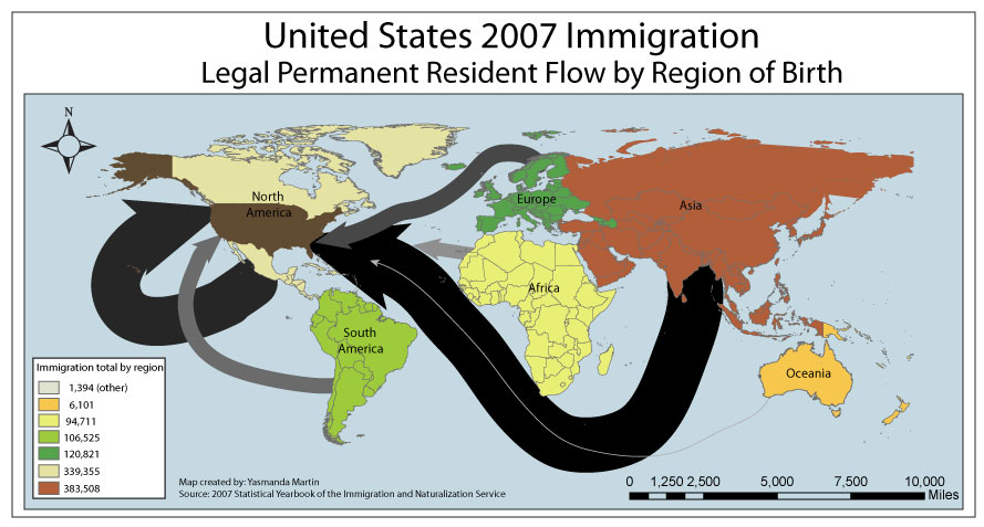 an experience of immigration into the united states The tools and resources that are included in psychology of immigration the united states' stated immigration many are particular to the immigration experience.