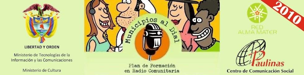 Municipios al Dial 2010