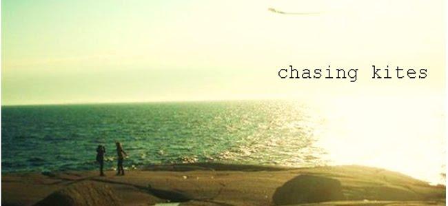chasing kites