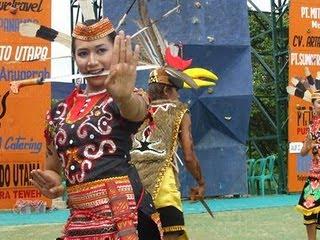 tari monong