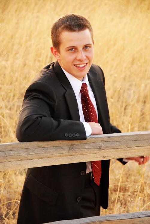 Elder Dallin Dean Gomez