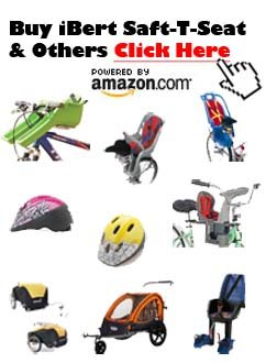 iBert childs bike seat Store