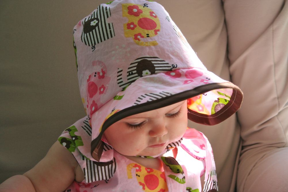 Sew Can Do: Baby Bonnets Abound!