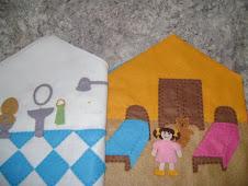 Livro Casa e Família