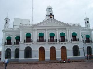 Palacio de Gobierno villahermosa mexico