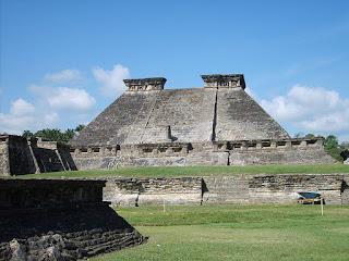 ruinas de el tajin mexico