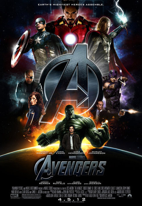 Download Filme Os Vingadores