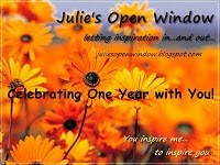 Julie&#39;s Open Window