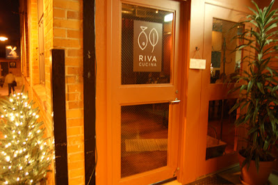 Entrance to Riva Cucina