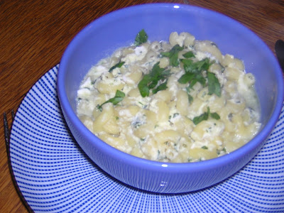 Pasta coll'uovo from Nadia in Sommerville, MA