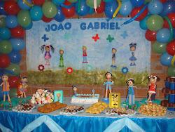 Aniver do João Gabriel