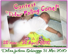 "ConTest ""Tidur Paling Comel"" by InfantiaHouse(31 MAY 10)"