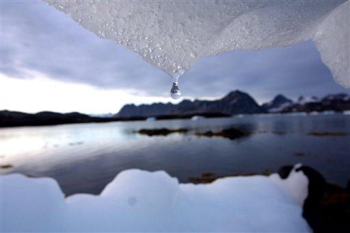 global warming article  2009
