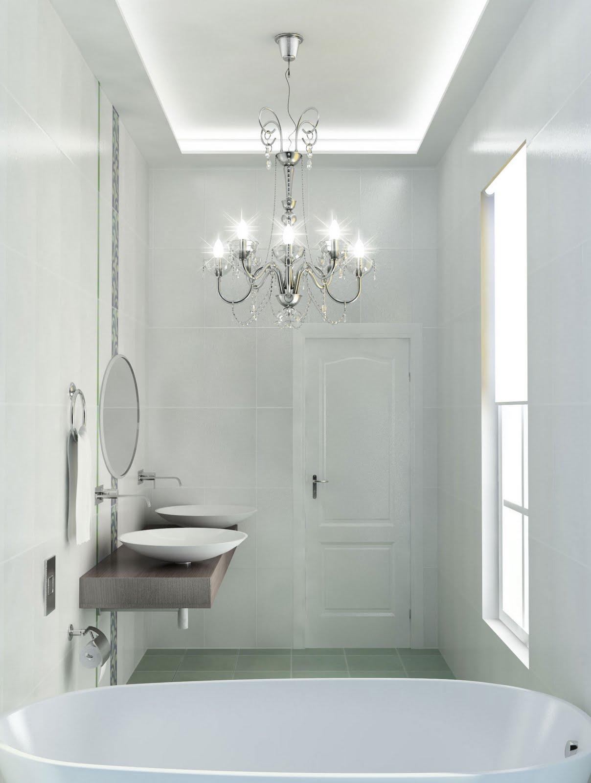 Motion Design Modern Classic Bathroom