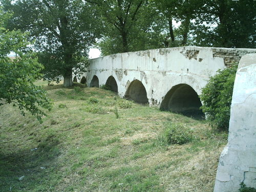 Podul turcilor (1526) -Beba Veche -