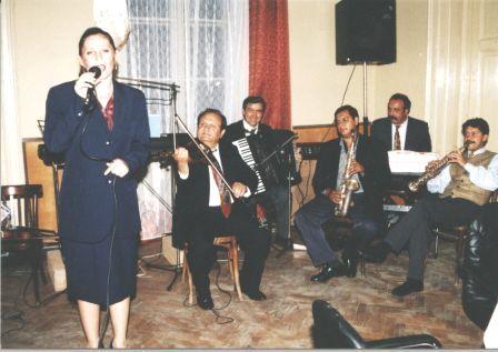 Muzica Banatului in America