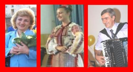 Familia Mandran Gheorghe