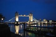 Lorenzo enjoying the British countryside. The Tower Bridge at night (dsc )