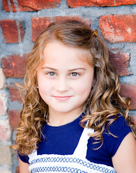 Grace Elizabeth  -  Age 8