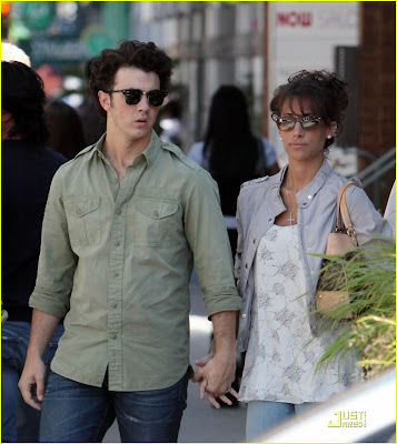 kevin jonas and danielle. Later on, Kevin and Danielle