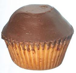 Mitchel London cupcake