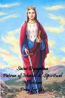 Saint Dymphna