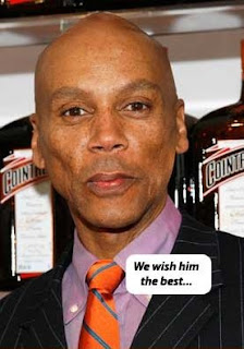 TheWhyFile: RUPAUL is looking terrible these days!