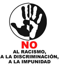 unete----no al racismo