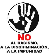 unete----no al racismo