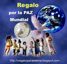 por la paz en el mundo