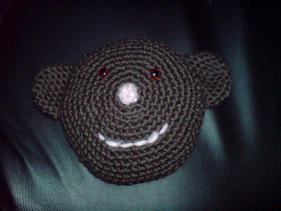 Crochet Pattern: Pirate Teddy Bear