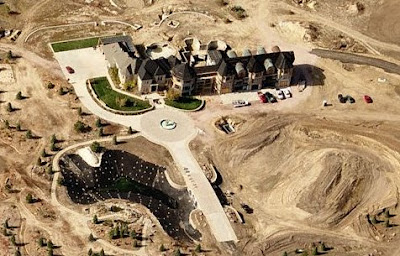 A look at Mansions under Construction