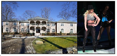 Britney Spears Leases Alpine, NJ Mansion