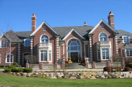 Minnesota homes of the rich for Minnesota mansions for sale