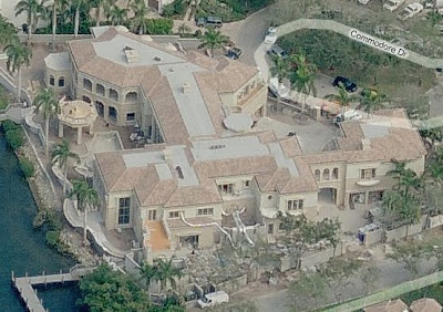 Jupiter Island Mega-Mansion