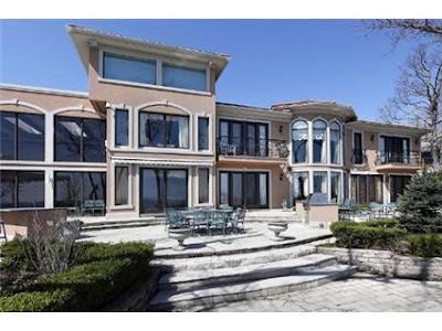 Lake Michigan Mega Mansion Homes Of The Rich
