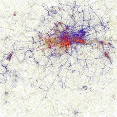 Locales vs. visitantes en Londres