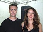Javi y Mariana Abrunheiro 12-09-09 en Mora (Portugal)