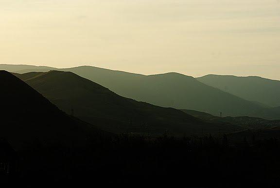 коктебель крым горы koktebel crimea mountains