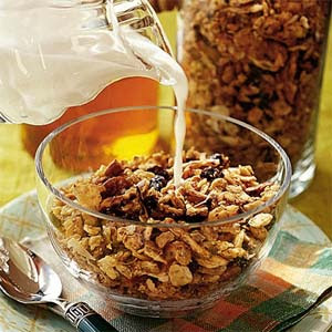Health Food Imposters - Granola