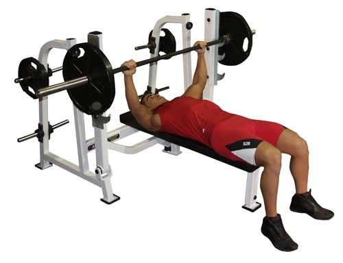 how to build chest muscles with out bench press