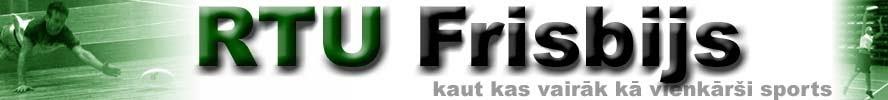 RTU Frisbijs